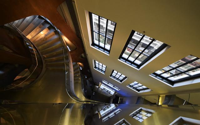 Stairway Series. Fundación Telefónica (Madrid)