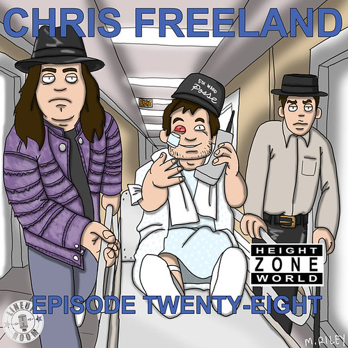 Episode 28 Chris Freelend | by Mike Riley