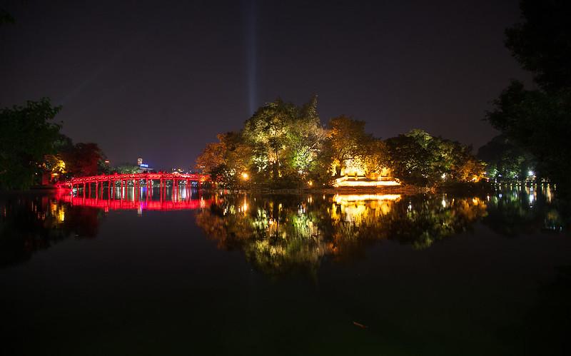 Jade Island, Hanoi