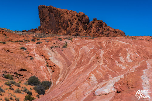 Valley of Fire State Park - Nevada 18.09.2016 | by Andrea  Perotti