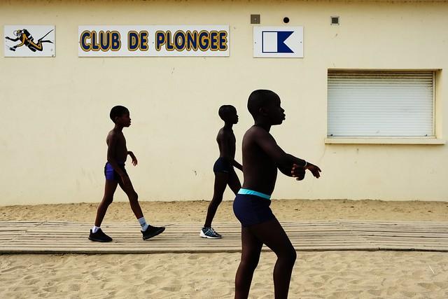 Club de plongée 140-2017 ( serie walkers )