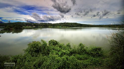 caliraya lake cavinti lumban laguna calabarzon philippines water waterscape clouds outdoor landscape sky