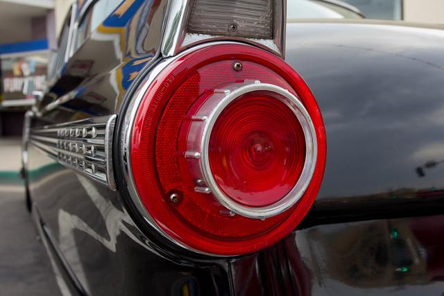 1956 Ford Fairlane Tail Light