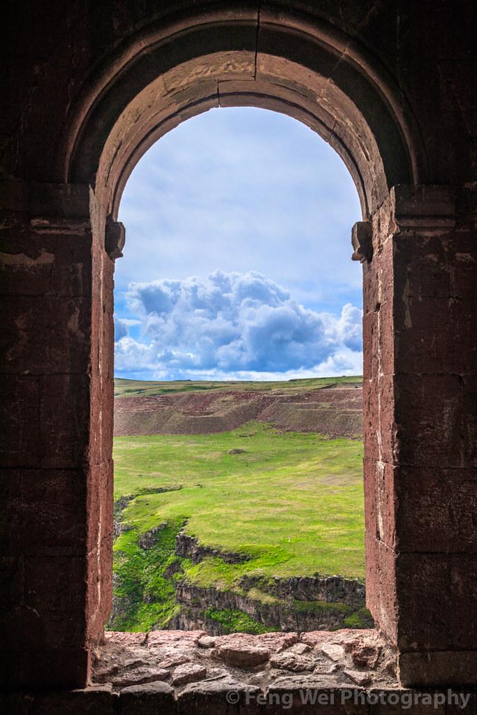 Manuchihr Mosque, Ani Ruins, Kars, Turkey | 土耳其-Kars省-阿尼遗址-M… | Flickr