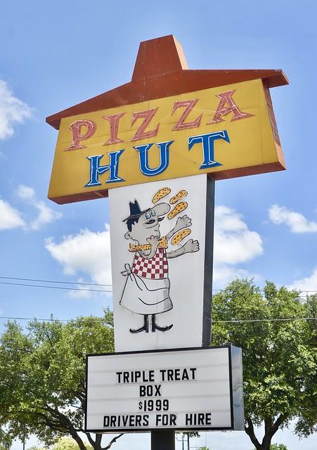 Pizza Hut - San Antonio,Texas