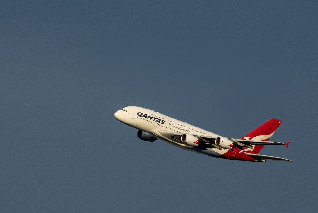 Flight qf 1