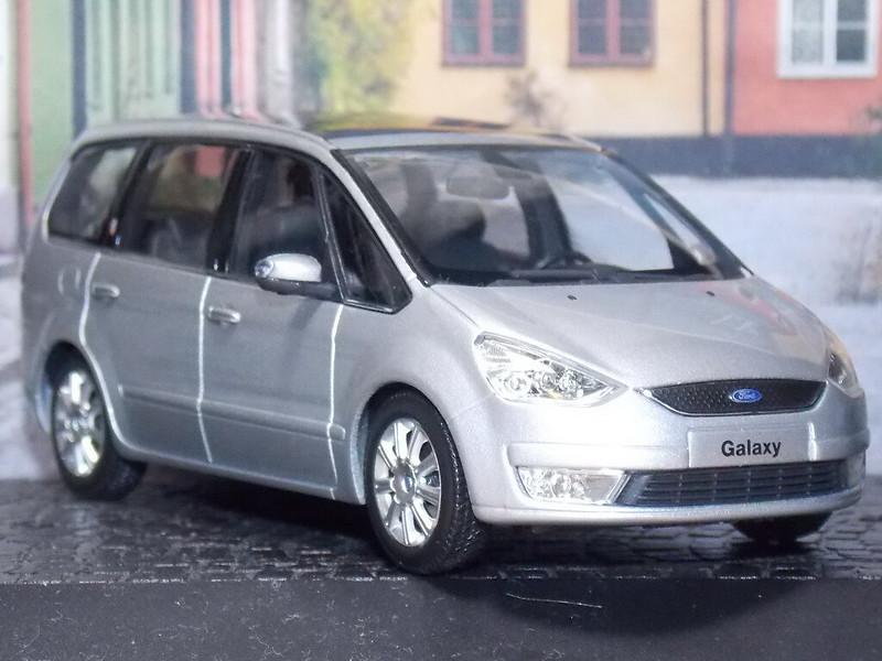 Ford Galaxy MKII - 2006