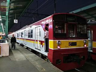 Japan Railways 203; Manggarai | by Argo Sakurai