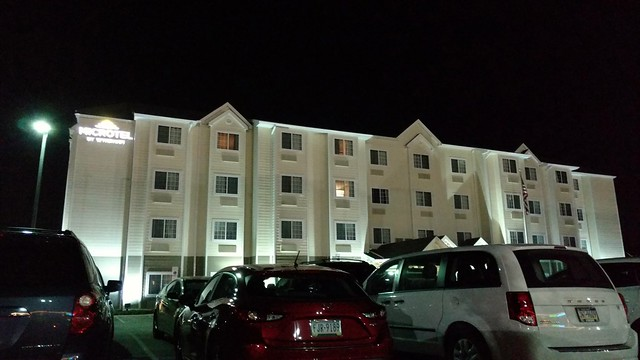 The Microtel Inn and Suites