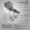 353-127 Atlas 7分車褲(HJ-7969-M)/(18~24°夏秋)/專利3D立體囊袋褲墊-男-黑接黑-M