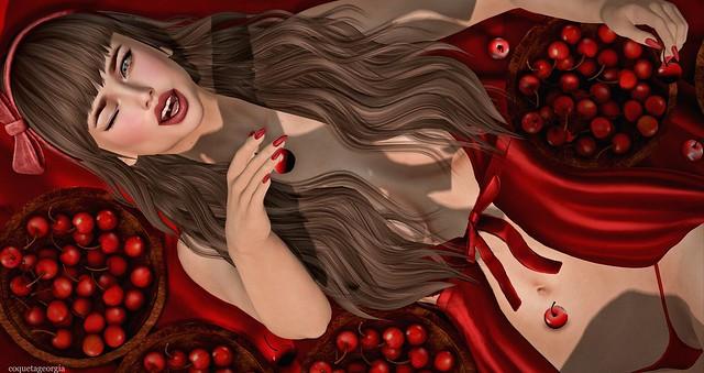 Cherry ' s Heart...♥