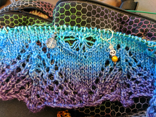 Go Tell the Bees Knit-a-long | by Terriko