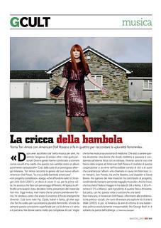 GQ intervista Tori Amos | by lovlou