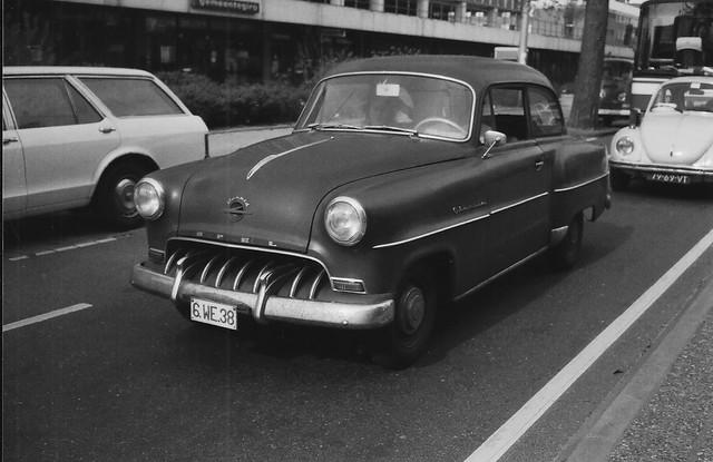 Opel Olympia Rekord 1954