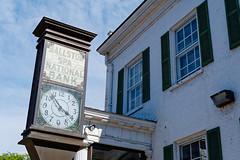 Ballston Spa National Bank Clock