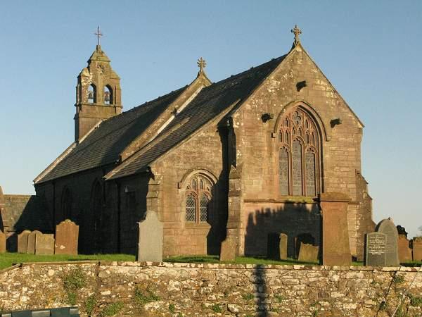 LAMPLUGH, St Michael (Simon Ledington, visitcumbria.com)