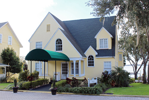 architecture resort inn hotel mountdora florida