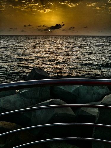 hdr sunset lithium huaweip9plus android cameraphone capeverde