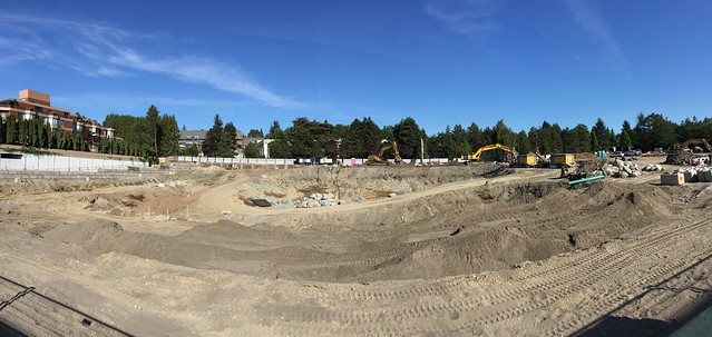 Arbutus Mall redevelopment pan