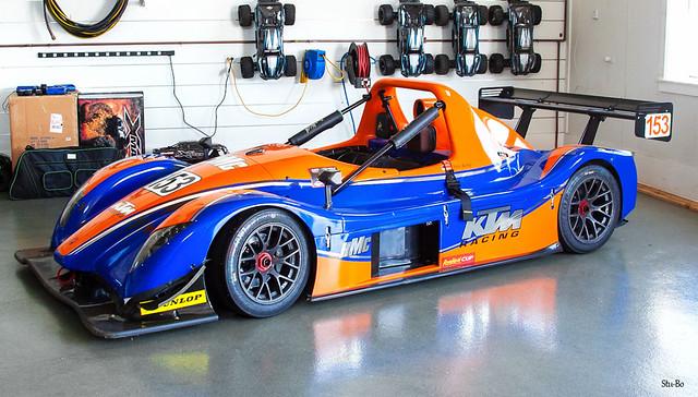 radical racer...