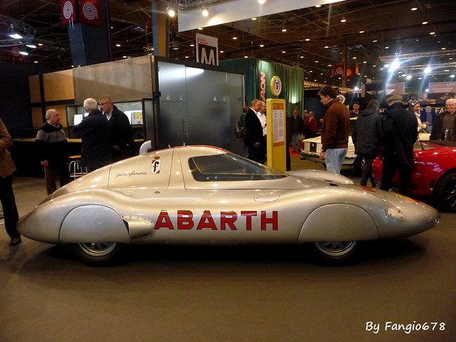 Fiat Abarth 1000 Bialbero Record 1960