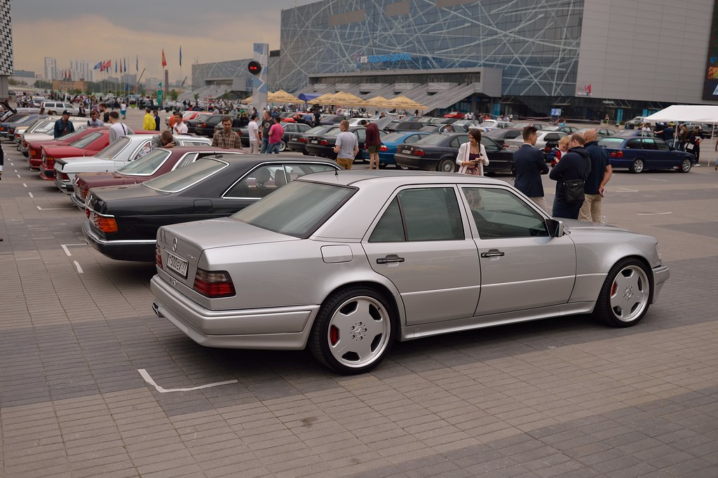 Mercedes E500 w124   overmoder   Flickr