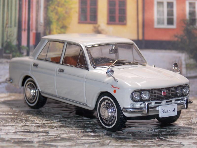 Datsun Bluebird 410 - 1963