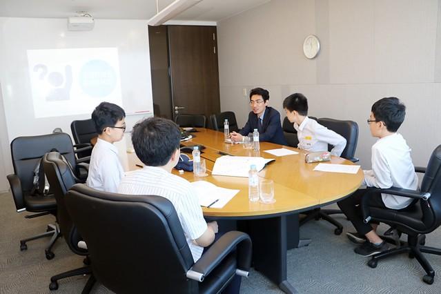 남강중 학생 대상 법인권교육 '법.인권과 변호사의 역할'