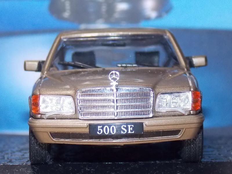 Mercedes Benz 500 SE – 1979