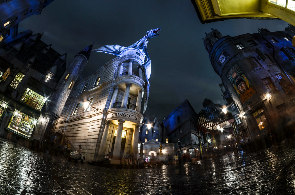 Gringotts angle ground US