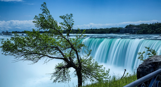 Horseshoe Falls  / Niagara Waterfall 2017