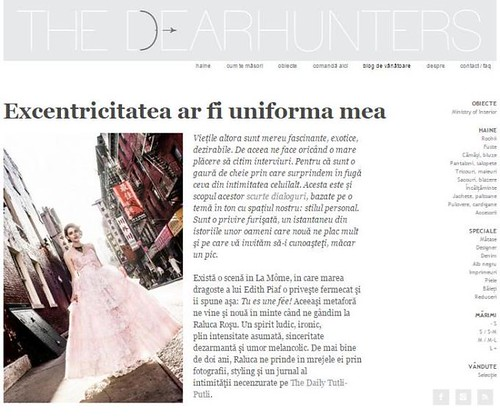 dearhunters | by penguin_indenial