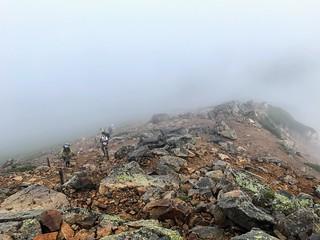 乗鞍岳 富士見岳 登山道   by ichitakabridge
