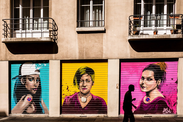 Street Art Grenoble regards