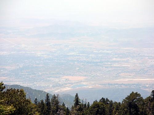 Hemet, San Jacinto, Valle Vista from Above