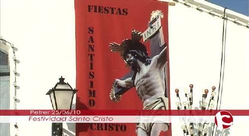 ElCristo - Videos - Intercomarcal TV - (2010-06-25) - Vía Crucis bajada