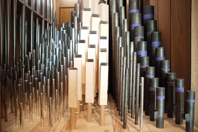 Orgel Klosterkirche Oesede