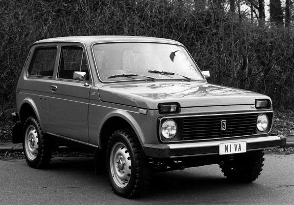 Lada Niva – 1977