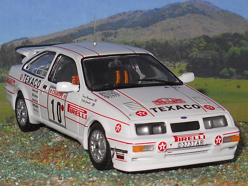 Ford Sierra Cosworth RS – Montecarlo 1987