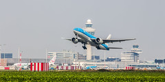 Amsterdam Schiphol Airport - 29-08-2017