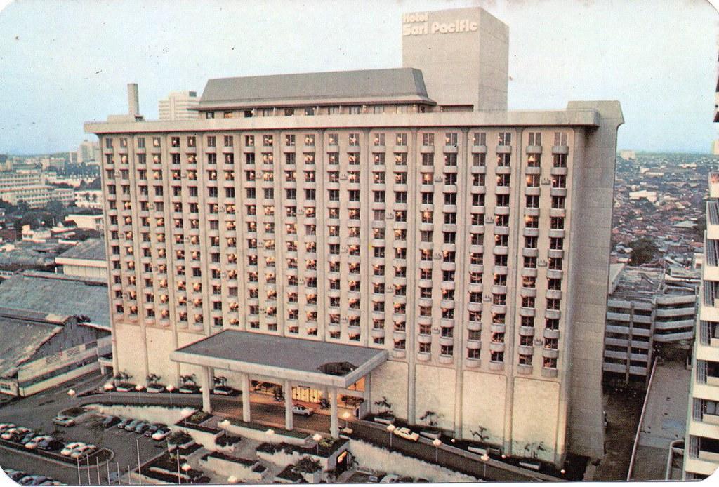 Hotel Sari Pan Pacific