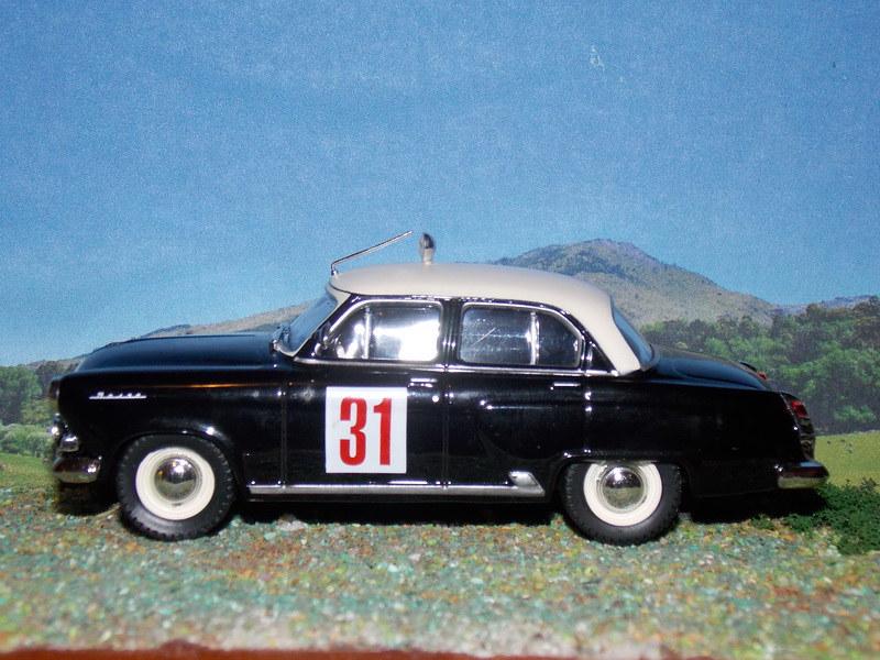 Gaz Volga M21 – Montecarlo 1964