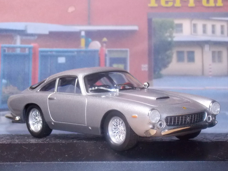 Ferrari 250 GT Berlinetta Lusso – 1962