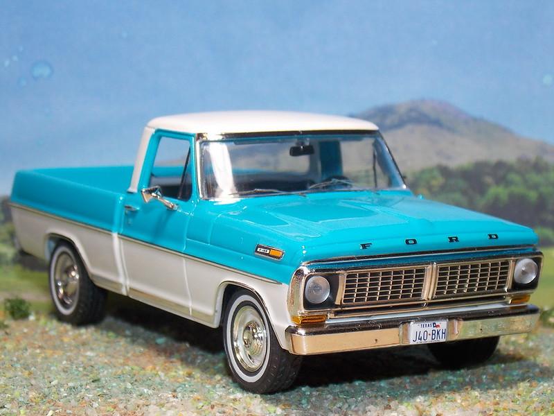 Ford F100 Ranger – 1970