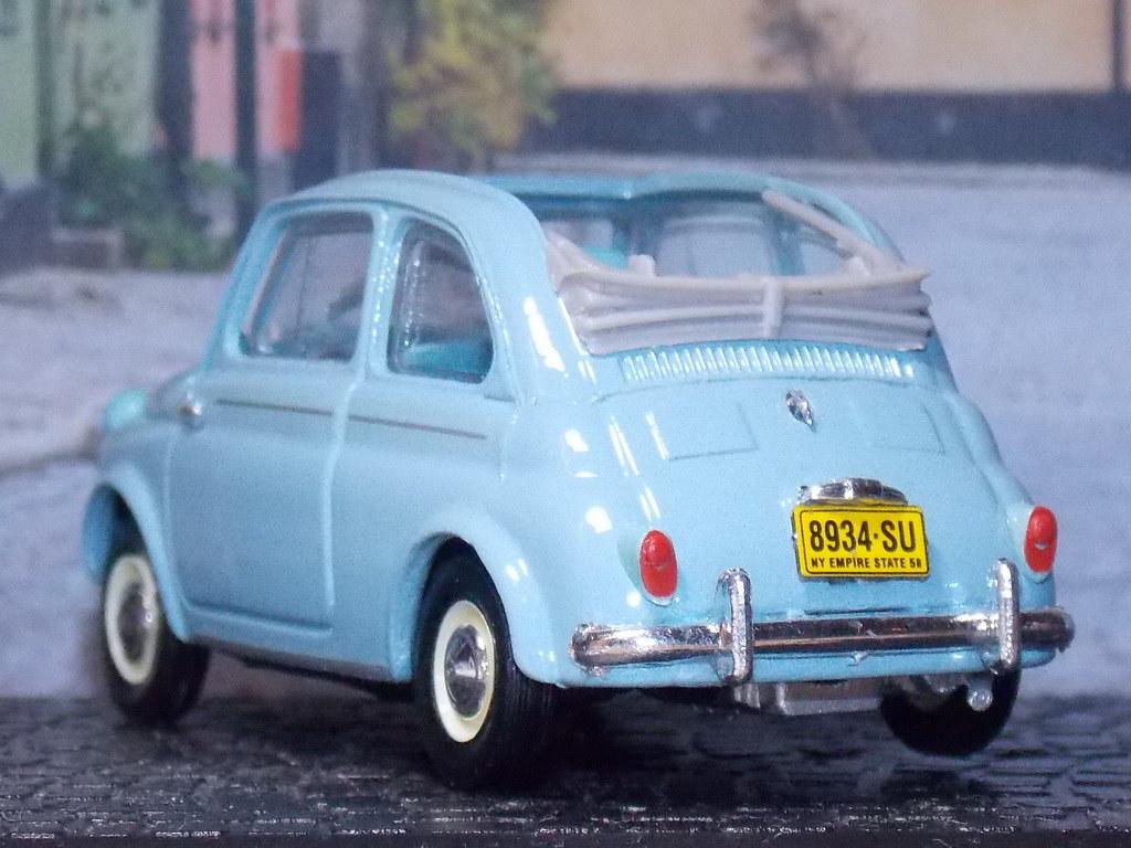 Fiat 500 America – 1958