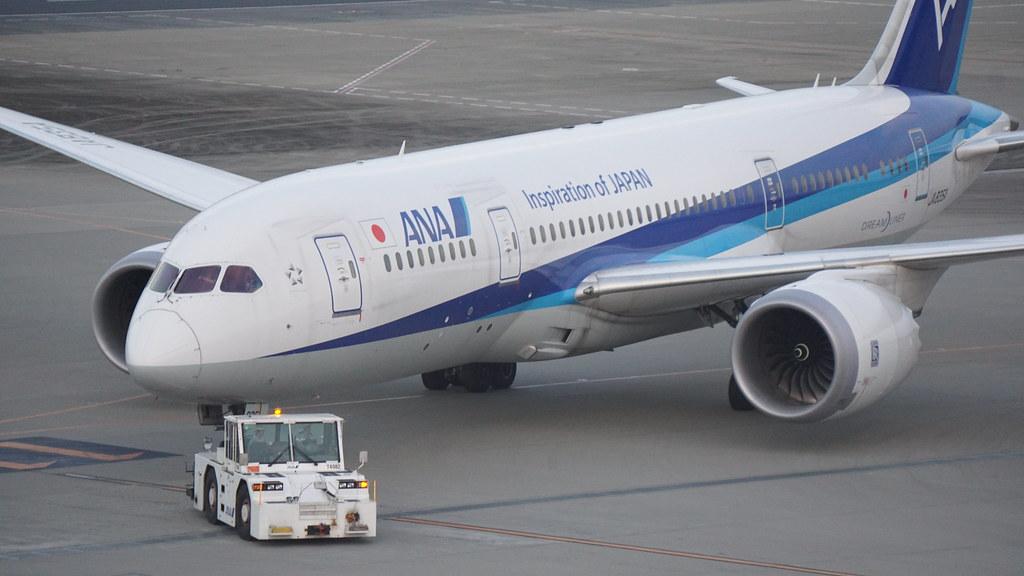 注意:特定の飛行機ではワイヤレスイヤホンが使用できない - ANA