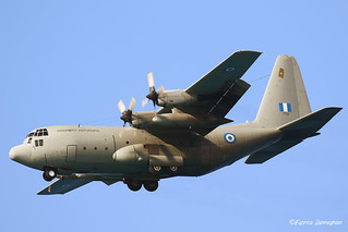 752 Lockheed C-130-H Hercules Hellenic Air Force   by Planes , ships and trains!