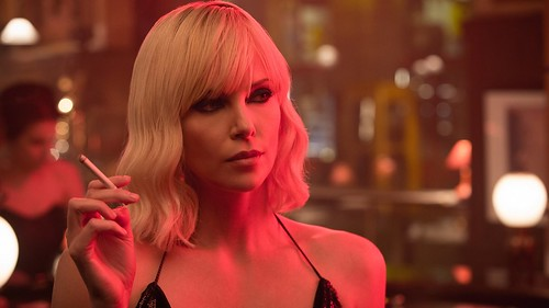 Film Fallout Podcast #74 - Atomic Blonde Girls