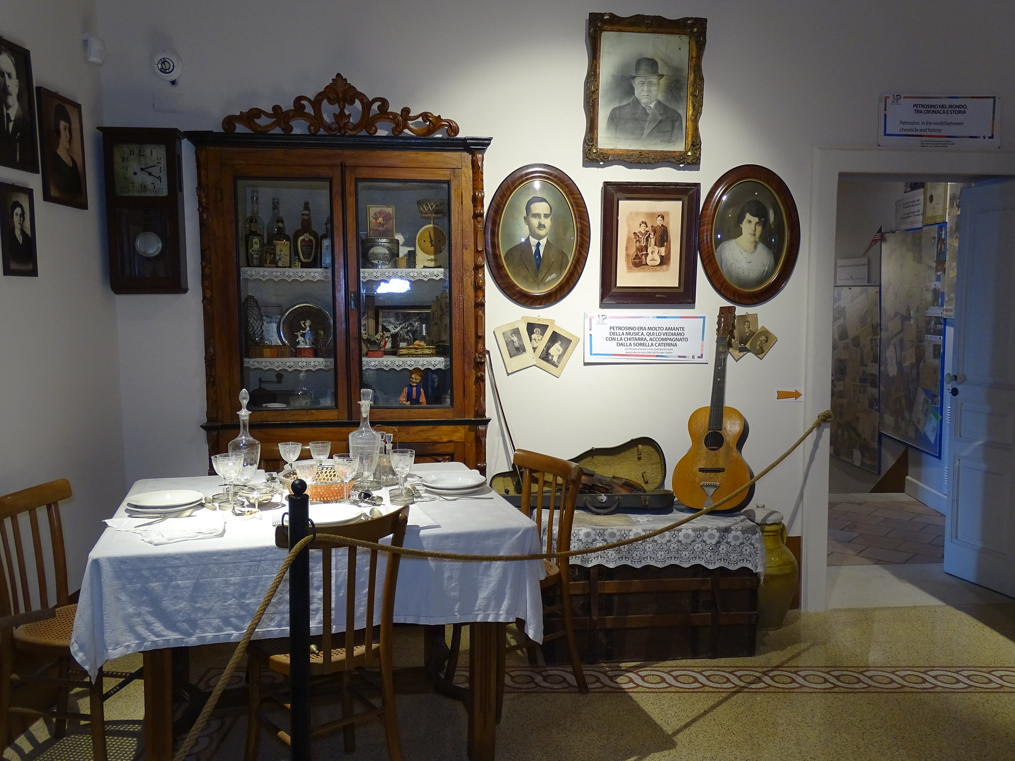 Casa Museo Joe Petrosino