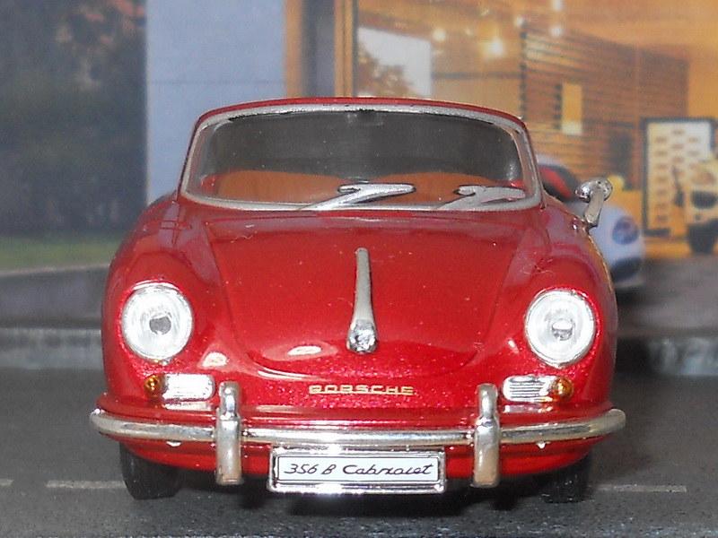 Porsche 356B Cabrio – 1959